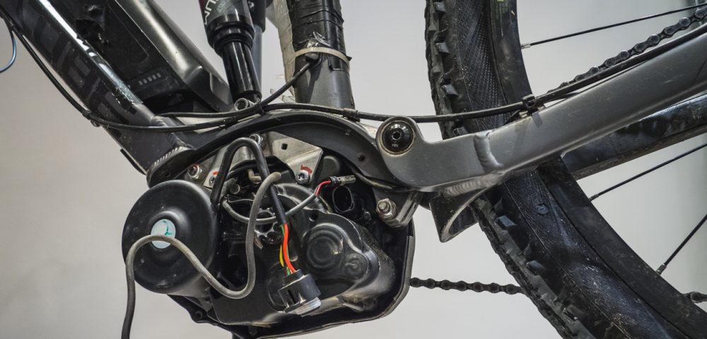 Bosch ebike szerviz, motorjavítás