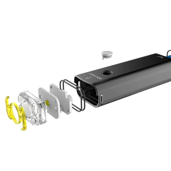 Gaciron V9C-800 Gaciron V9C-1000 LED kerékpárlámpa (első lámpa)