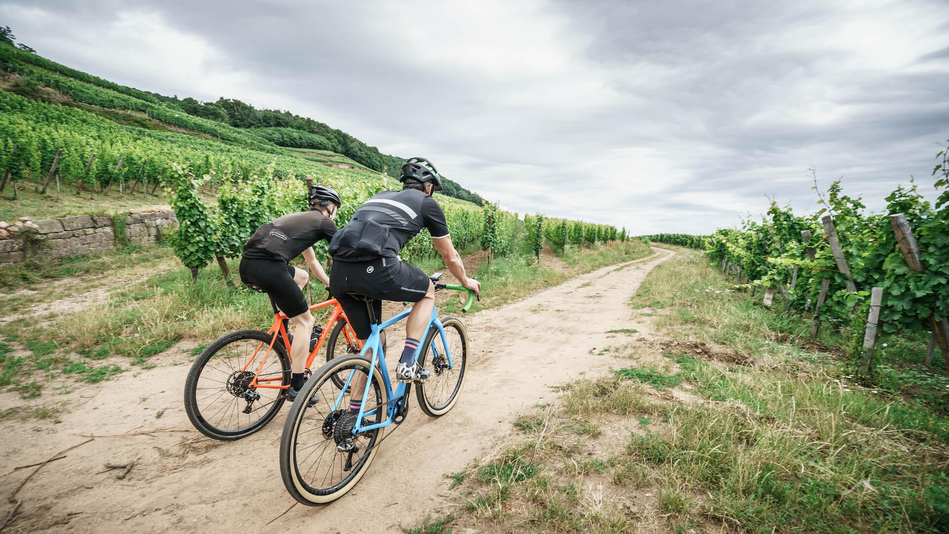 kerékpáros túra gravel kerékpárral