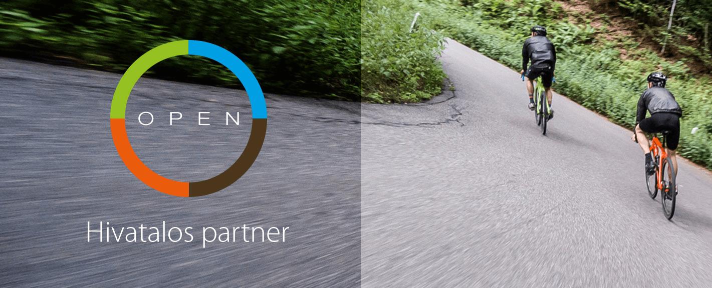 OPEN hivatalos partner
