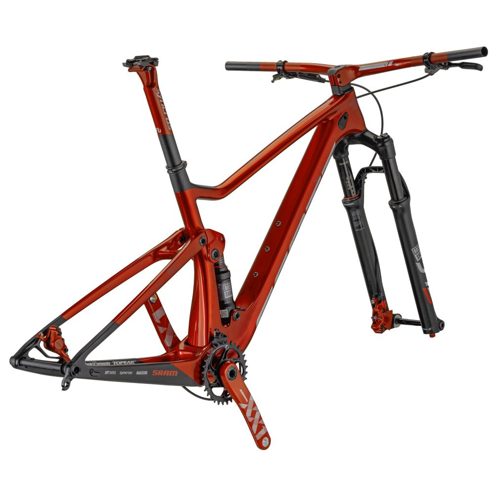 SCOTT SPARK RC 900 WC N1NO LTD FRAMESET
