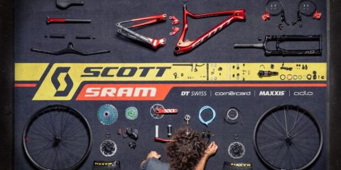 SCOTT SPARK RC 900 WC N1NO LTD