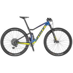 SCOTT SPARK RC 900 TEAM ISSUE AXS BIKE