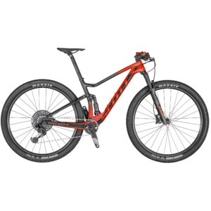 SCOTT SPARK RC 900 TEAM BIKE RED