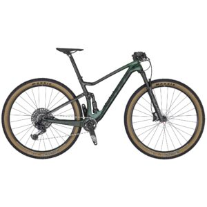 SCOTT SPARK RC 900 TEAM BIKE GREEN