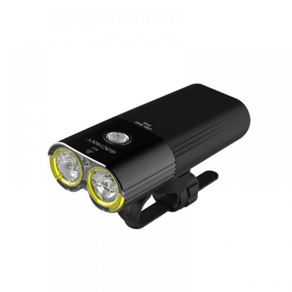 Gaciron 1600 Lumen LED lámpa fényszóró