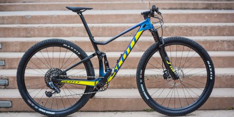 Scott Spark 900 RC TEAM ISSUE AXS (2020) teszt