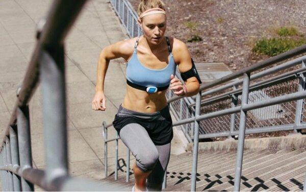 TICKR pulzusmérő pánt aktív sportoláshoz és a mozgás elemzéséhez