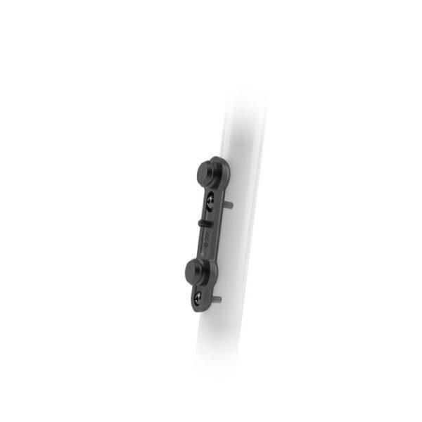 A Fidlock TWIST bike base mágneses-csavaros kulacstartó felszerelve