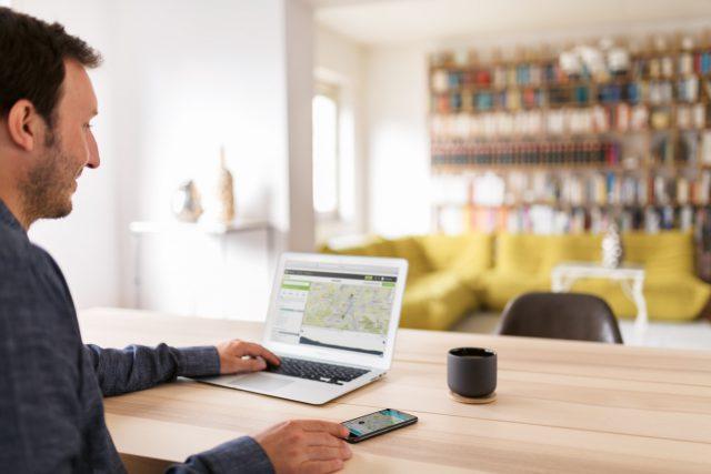 Bosch SmartphoneHub_lifestyle