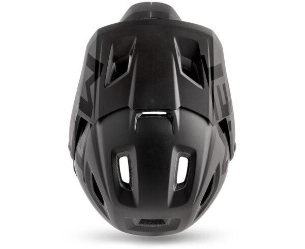 MET Parachute MCR MTB Enduro bukósisak_Black