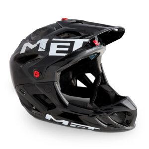 MET Parachute Enduro bukósisak Anthracite Black