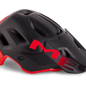 MET Roam MTB bukósisak black red