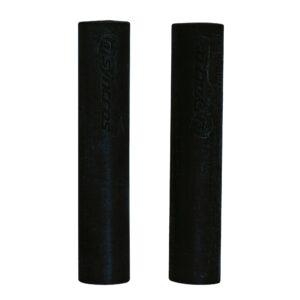 A Syncros fekete szilikon markolat