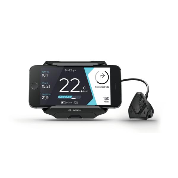 Bosch SmartphoneHub kijelző