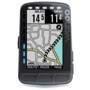 Wahoo GPS és görgő