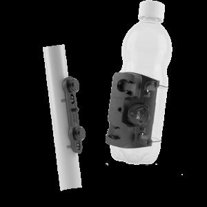 A Fidlock TWIST bike base csavaros-mágneses csatlakozó+univerzális tartó