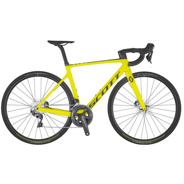 Scott Addict RC 30 Yellow