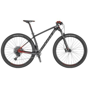Scott Scale 940 Black Red