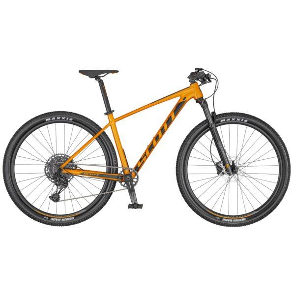 Scott Scale 970 Orange Black