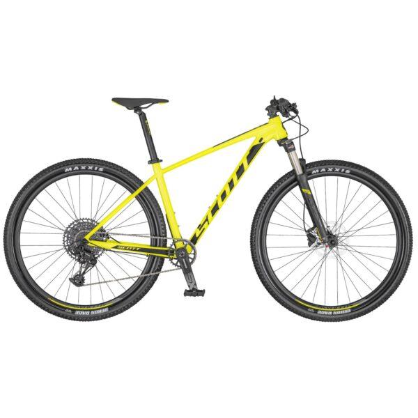 Scott Scale 980 Black-Yellow
