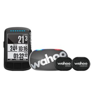 Wahoo ELEMNT BOLT Tickr 2 BUndle