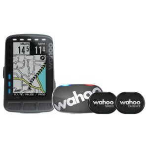 Wahoo ELEMNT ROAM csomag (TICKR 2 BUNDLE)