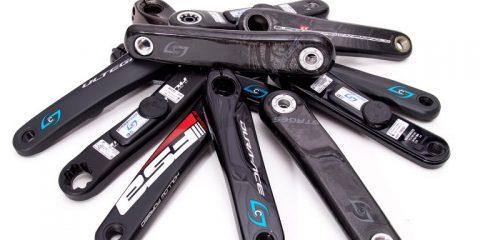 Stages Cycling - wattmérővel szerelt hajtókarok