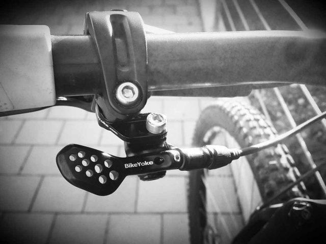 BikeYoke Dropper - szabályzó