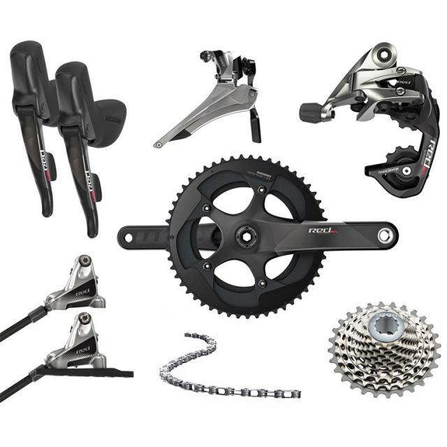 SRAM RED Groupset