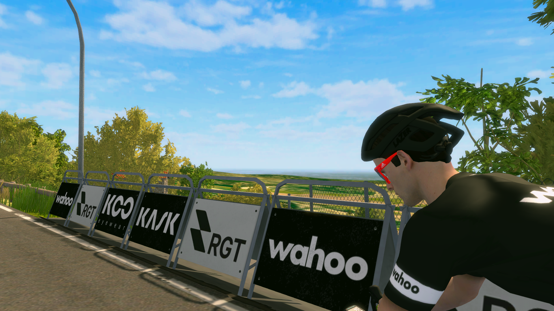 RGT – egy Zwift alternatíva