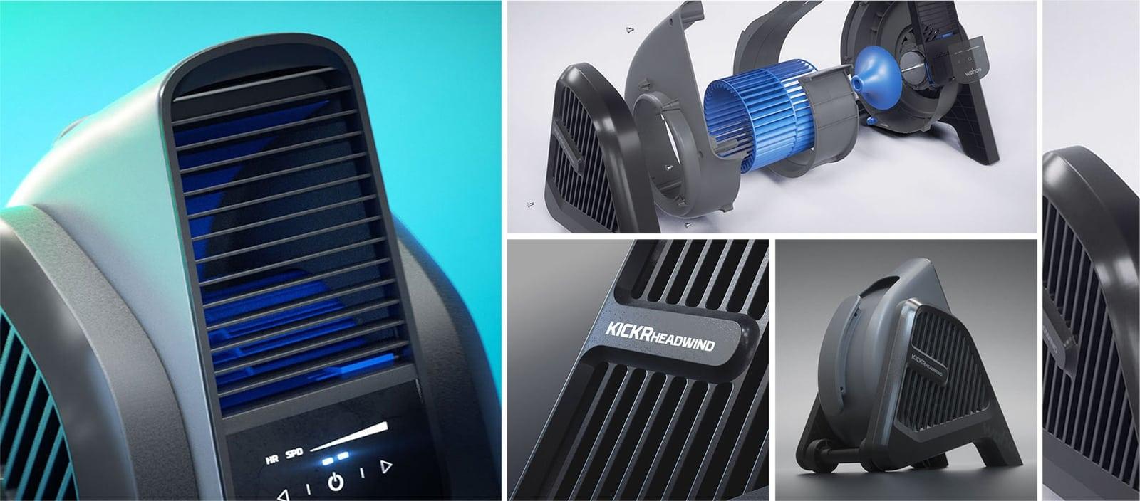 Headwind okosventilátor teszt –a ventilátor felépítése