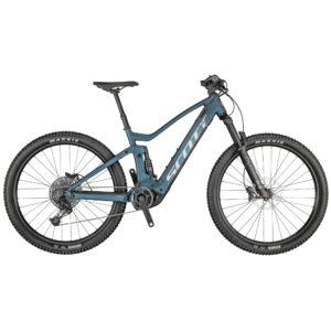 Scott Strike eRide 930 blue