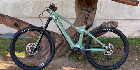 Scott Ransom e-Ride 920