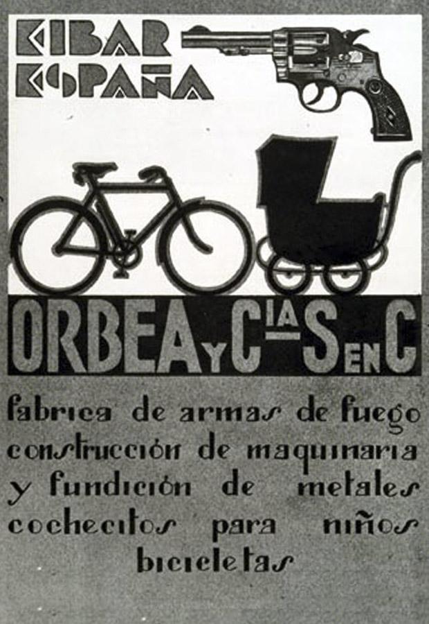 Orbea history