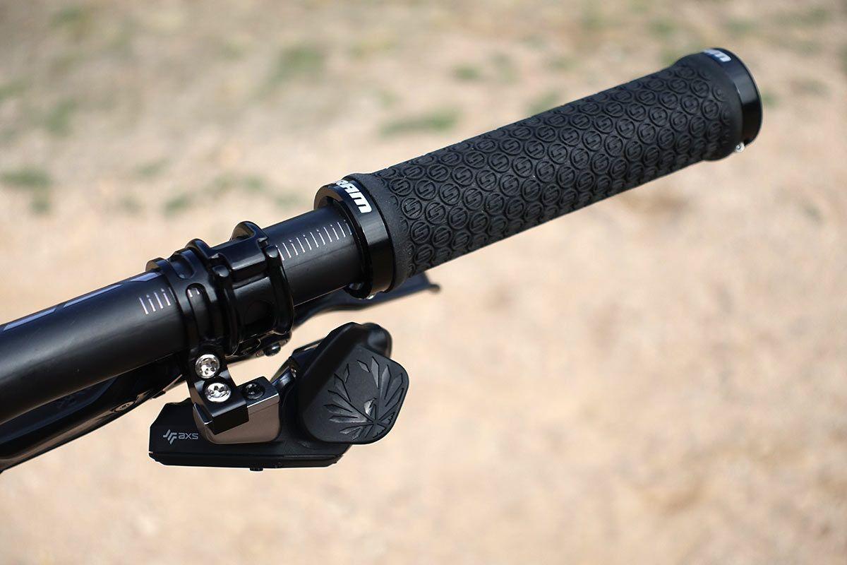 SRAM Eagle AXS váltógomb