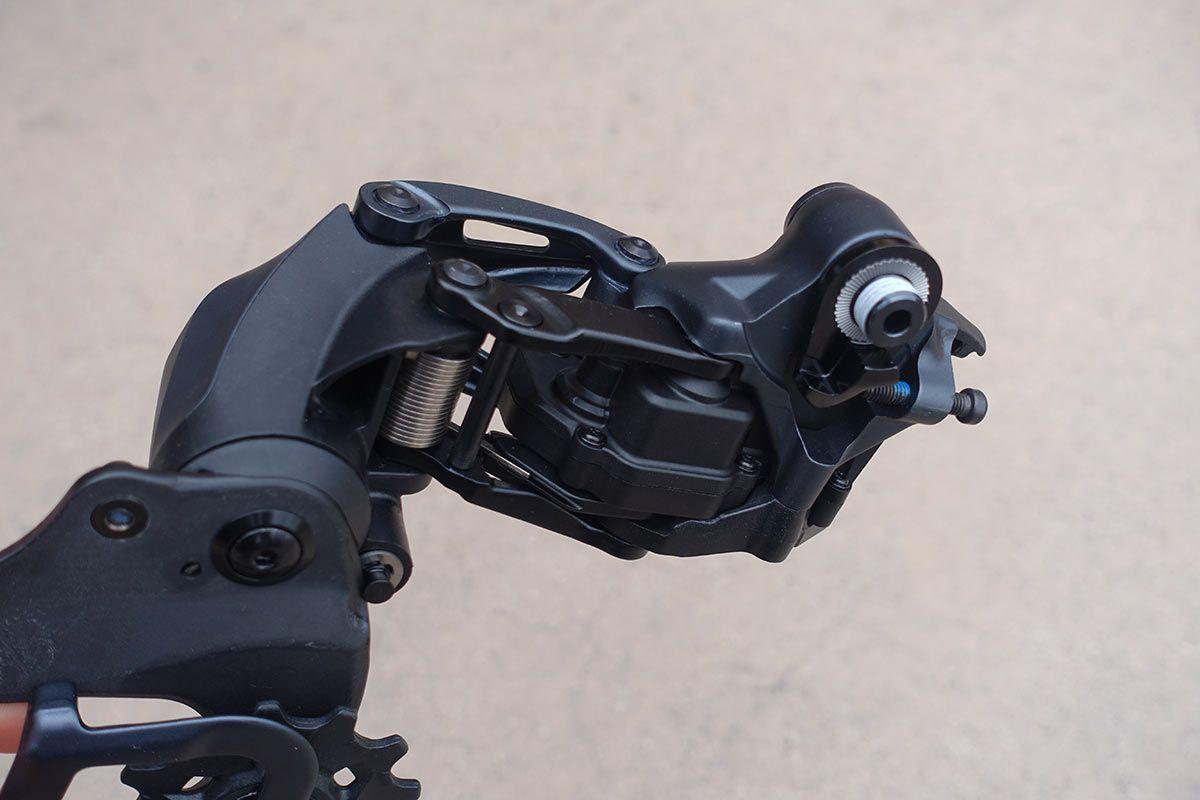 SRAM Eagle AXS belső
