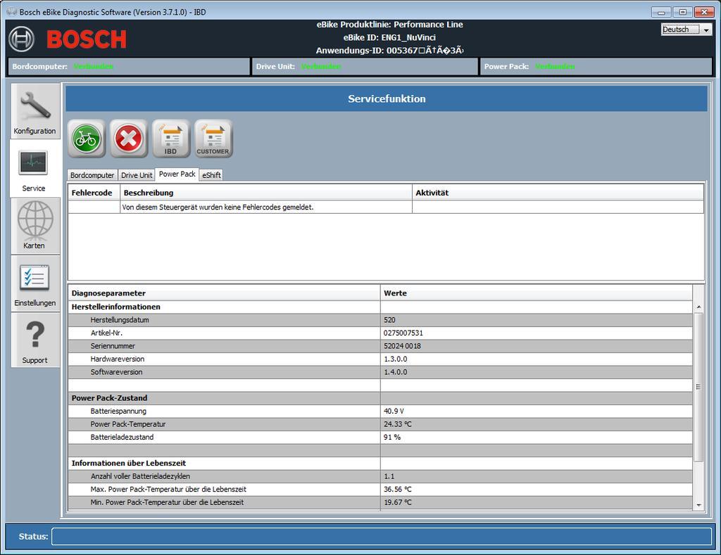 Bosch diagnostic software