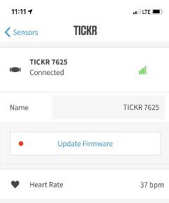 Tickr update