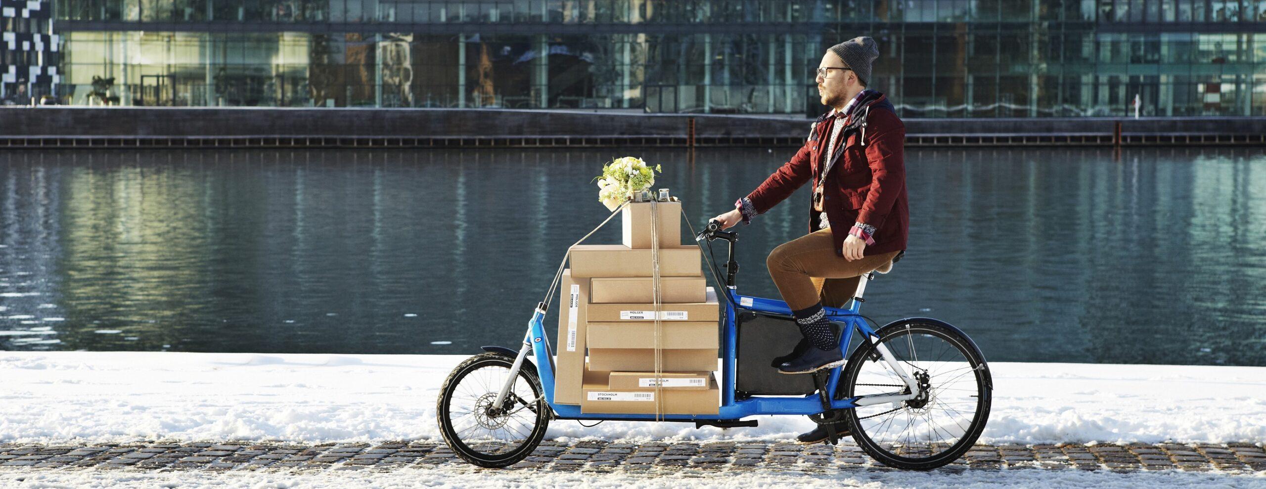 e-Cargo áruszállítás